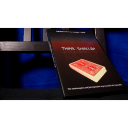 Think by Shin Lim - DVD wwww.magiedirecte.com