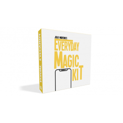 EVERYDAY MAGIC KIT - Julio Montoro wwww.magiedirecte.com