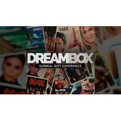 DREAM BOX - JOTA wwww.magiedirecte.com