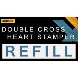 HEART STAMPER PART for DOUBLE CROSS wwww.magiedirecte.com