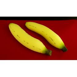 SPONGE BANANAS (medium/2 pieces) wwww.magiedirecte.com