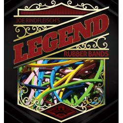 LEGEND BANDS : HARRY LORAYNE LIME GREEN PACK wwww.magiedirecte.com