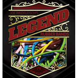 LEGEND BANDS : YIF SKY BLUE PACK wwww.magiedirecte.com