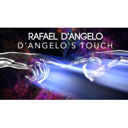D'Angelo's Touch (Book and 15 Downloads) by Rafael D'Angelo - Book wwww.magiedirecte.com