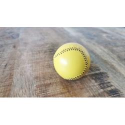 FINA LOAD BALL LEATHER Yellow (5.7 cm) wwww.magiedirecte.com