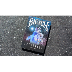 BICYCLE ASTRONAUT wwww.magiedirecte.com