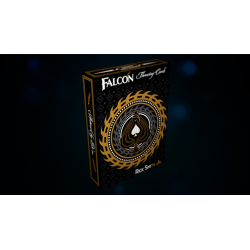 Falcon Throwing Cards by Rick Smith Jr. and De'vo wwww.magiedirecte.com