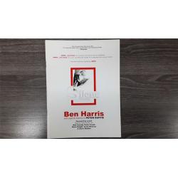 Silent Running (Limited Edition) by Ben Harris - Trick wwww.magiedirecte.com