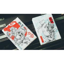 Raijin Playing Cards by BOMBMAGIC wwww.magiedirecte.com