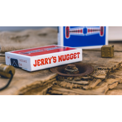 JERRY'S NUGGETS RISING CARD (Rouge) wwww.magiedirecte.com
