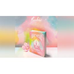 BICYCLE RAINBOW (Peach) wwww.magiedirecte.com