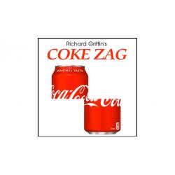 COKE ZAG wwww.magiedirecte.com