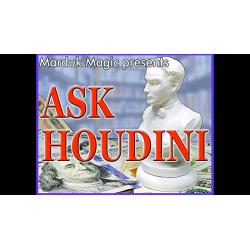 ASK HOUDINI by Quique Marduk and Juan Pablo Ibanez - Trick wwww.magiedirecte.com
