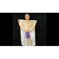 HEADLESS SILK (Body Man) wwww.magiedirecte.com