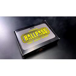 HALLPASS (Gimmicks and Online Instructions) by Julio Montoro -  Trick wwww.magiedirecte.com