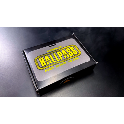 HALLPASS wwww.magiedirecte.com