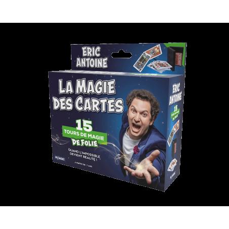 LA MAGIE DES CARTES - ERIC ANTOINE wwww.magiedirecte.com