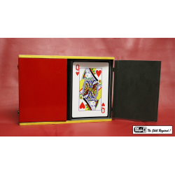 Sucker Card Box by Mr. Magic - Trick wwww.magiedirecte.com
