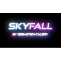 SKY FALL BLUE  (Sebastien Calbry) wwww.magiedirecte.com