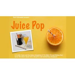 JUICE POP by Scott Alexander - Trick wwww.magiedirecte.com
