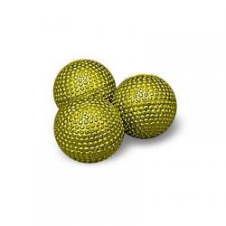 MULTIPLYING BALLS (GOLD) wwww.magiedirecte.com