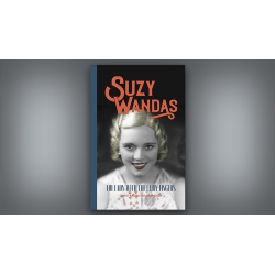 Suzy Wandas: The Lady with the Fairy Fingers by Kobe and Christ Van Herwegen - Book wwww.magiedirecte.com