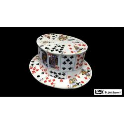 Card Fan to Top Hat by Mr. Magic - Trick wwww.magiedirecte.com