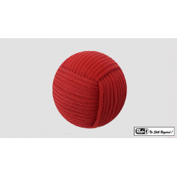 Rope Ball 2.25 inch (Red) by Mr. Magic - Trick wwww.magiedirecte.com