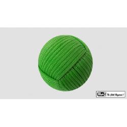 Rope Ball 2.25 inch (Green) by Mr. Magic - Trick wwww.magiedirecte.com
