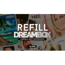 DREAM BOX GIVEAWAY / REFILL by JOTA - Trick wwww.magiedirecte.com