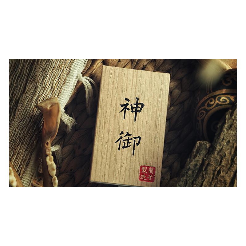 OMAMORI  (Hanson Chien & YAO) wwww.magiedirecte.com