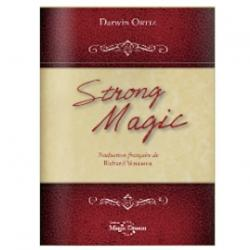 Strong Magic - Darwin Ortiz - Livre wwww.magiedirecte.com