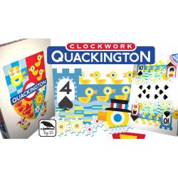 QUACKINGTON wwww.magiedirecte.com