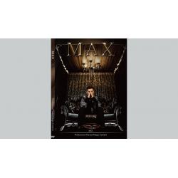 MAX by Max & MST Magic  - DVD wwww.magiedirecte.com