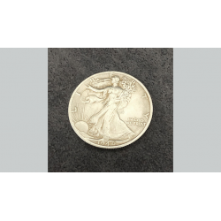 POWER COIN (Walking Liberty) wwww.magiedirecte.com