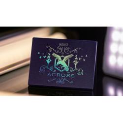 ACROSS (Bleu) wwww.magiedirecte.com
