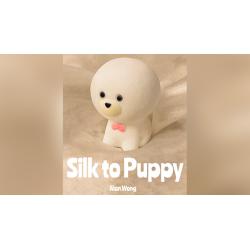 Silk to PUPPY by Alan Wong - Trick wwww.magiedirecte.com