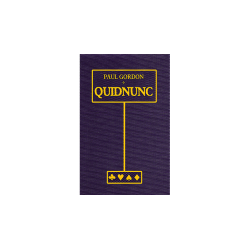 Quidnunc by Paul Gordon - Book wwww.magiedirecte.com