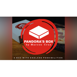 Pandora's Box by Marcos Cruz - Trick wwww.magiedirecte.com