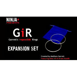 GIR EXPANSION SET - (Chrome) wwww.magiedirecte.com
