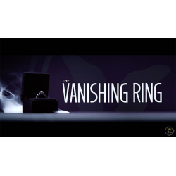 VANISHING RING  (Noir et Rouge) Set wwww.magiedirecte.com