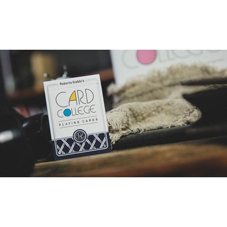CARD COLLEGE (Bleu) wwww.magiedirecte.com