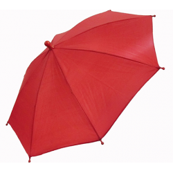 Flash Parasols (Red) 4 piece set by MH Production - Trick wwww.magiedirecte.com