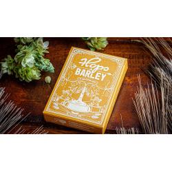 HOPS & BARLEY (Pale Gold Pilsner) wwww.magiedirecte.com
