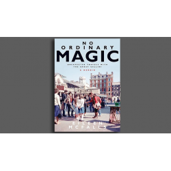 NO ORDINARY MAGIC A MEMOIR (Unexpected Travels with the Great Cellini) wwww.magiedirecte.com