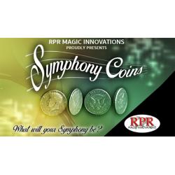 SYMPHONY COINS (US Kennedy) wwww.magiedirecte.com