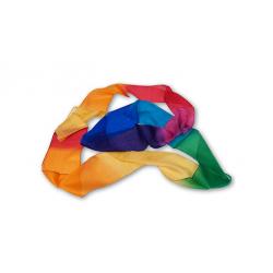Multicolor Silk Streamer 4 inch by 15 feet from Magic by Gosh - Trick wwww.magiedirecte.com