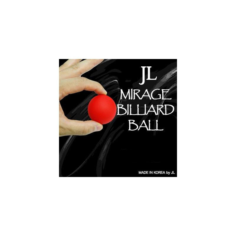 MIRAGE BILLIARD BALLS  (Rouge, 1ball) wwww.magiedirecte.com