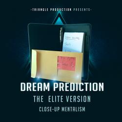 DREAM PREDICTION ELITE VERSION (Wallet) wwww.magiedirecte.com