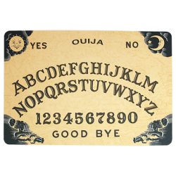PRO-ELITE WORKERS MAT (Ouija Board Design) wwww.magiedirecte.com